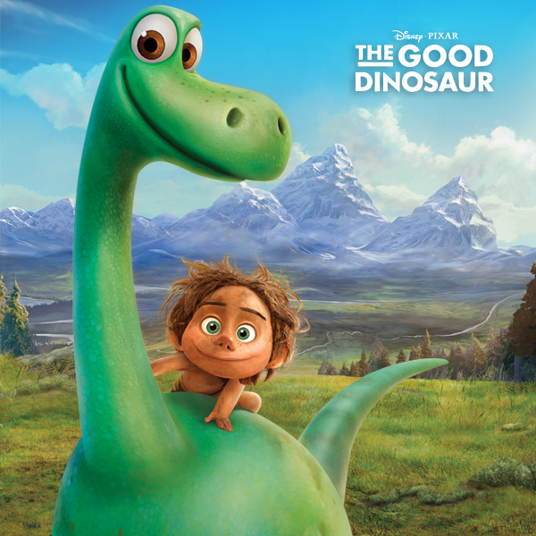 The Good Dinosaur -  Arlo & Spot
