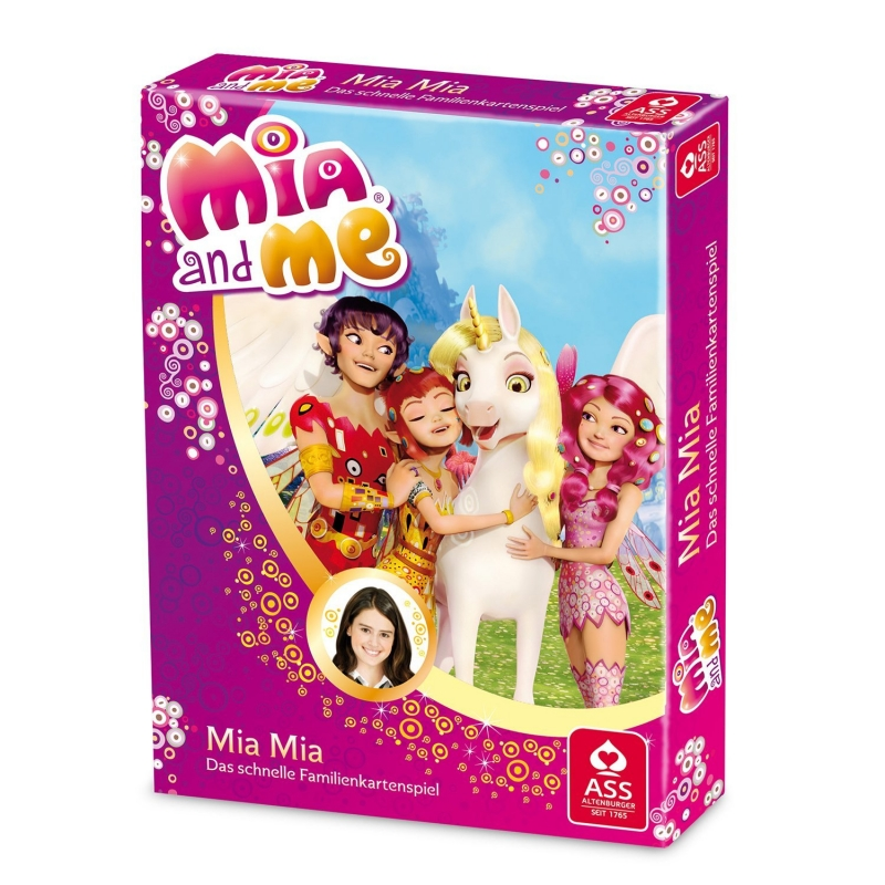 Mia and Me Card<br> Game - Mia Mia (VE<br>5)
