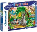 Peter Pan & Das Dschungelbuch - Classic - 2 x 20 Teile Puzzle