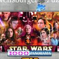 Star Wars - 1000 Teile Puzzle Star Wars Legenden - Ravensburger