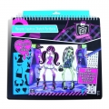 Monster High Skizzenblock