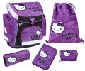 Hello Kitty - Campus Plus Schulranzen-Set, 5-teilig