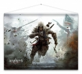 Assassins Creed Wallscroll / Wand-Schriftrolle - Connor