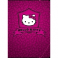 Hello Kitty - Gummizugmappe A4
