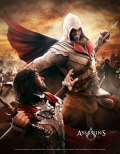 Assassins Creed Wallscroll / Wand-Schriftrolle Death from Above