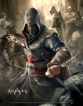Assassins Creed Wallscroll / Wand-Schriftrolle - Fight your way
