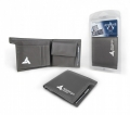 Assassins Creed Leder Geldbörse Abstergo Industries