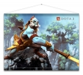 Dota 2 Wallscroll Phantom Lancer