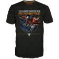 Transformers Fall of Cybertron T-Shirt Optimus Space
