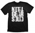 Metal Gear Solid T-Shirt Logo