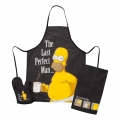 The Simpsons - Homer Simpson - Grillset The Simpsons - 3 tlg.