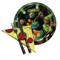 Turtels - Pizza-Set