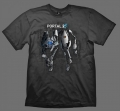 Portal 2 T-Shirt Atlas & P-Body