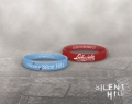 Silent Hill Armband Lakeside & Silent Hill Thekendisplay (50 Stück)