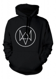 Watch Dogs Hoodie Fox Logo
