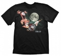 Worms T-Shirt Three Worms Moon