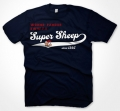 Worms T-Shirt Super Sheep vintage