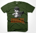 Worms T-Shirt Bazooka