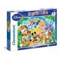 Disney Family - 60 Teile Puzzle