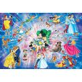 Disney Family - 104 Teile Puzzle