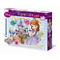 Princess Sofia - Ready to be a princess - 104 Teile Maxi Puzzle