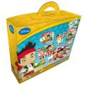Disney Jake und die Nimmerlandpiraten - Jo Ho - Party Box - 54teilig