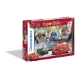 Cars - The World Gran Prix Race - 24 Teile Maxi Puzzle
