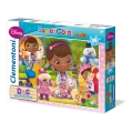 Smiles and Hugs Doc McStuffins - 24 Teile Maxi Puzzle