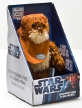 Star Wars Plüschfigur mit Sound Wicket 23 cm