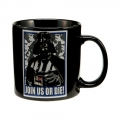 Star Wars Tasse Darth Vader Join Us Or Die