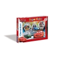 Cars - The World Gran Prix Race - 104 Teile Puzzle