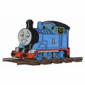 Thomas & Friends Wandschmuck medium (3 Stück)