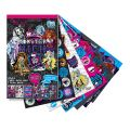 Monster High - Sticker / Aufkleber Buch / Album 14,5  X   24cm 6 SH. - 8 Packungen