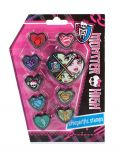 Stempelset: MONSTER HIGH