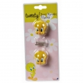 Looney Tunes Tweety Türknauf Set (2-teilig)