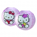 Hello Kitty Papierlaterne