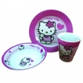 Hello Kitty 3-teiliges Kinder-Set