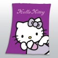 Hello Kitty - Fleecedecke