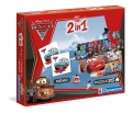 Cars 2 - Edu Kit 2in1 (Memo+ Puzzle)