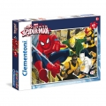 Ultimate Spiderman - Born hero - 60 Teile Puzzle