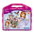 Würfelpuzzle 12er Sofia the First