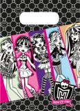 Monster High - 6 Stk Partytüten (10 VE = 60 Stk)
