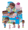 Disney - Doc Mac Stuffins - Figuren Sortiment (24 Stück) - Im Display