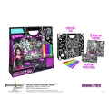 Monster High Sticker Sammel-Album