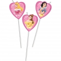 Disney Princess Party Favours - Trinkhalme mit Knick (6 Stück)