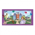 Sofia The First - Wanddekoration Scene Setter