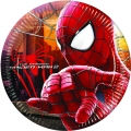 The Amazing Spiderman 2 - Pappteller medium 20cm (8 Stück)
