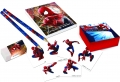The Amazing Spiderman 2 - Starter-Set (4 Bleistifte, 4 Sticker-Boxen, 4 Notizhefte & 4 Radiergummis)